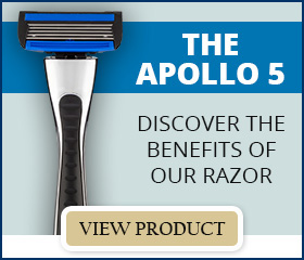 New APOLLO 5 Razor